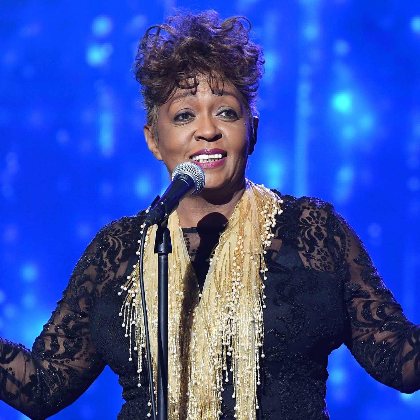 Anita Baker Reveals Police Failed Her During Alleged Stalking Incident