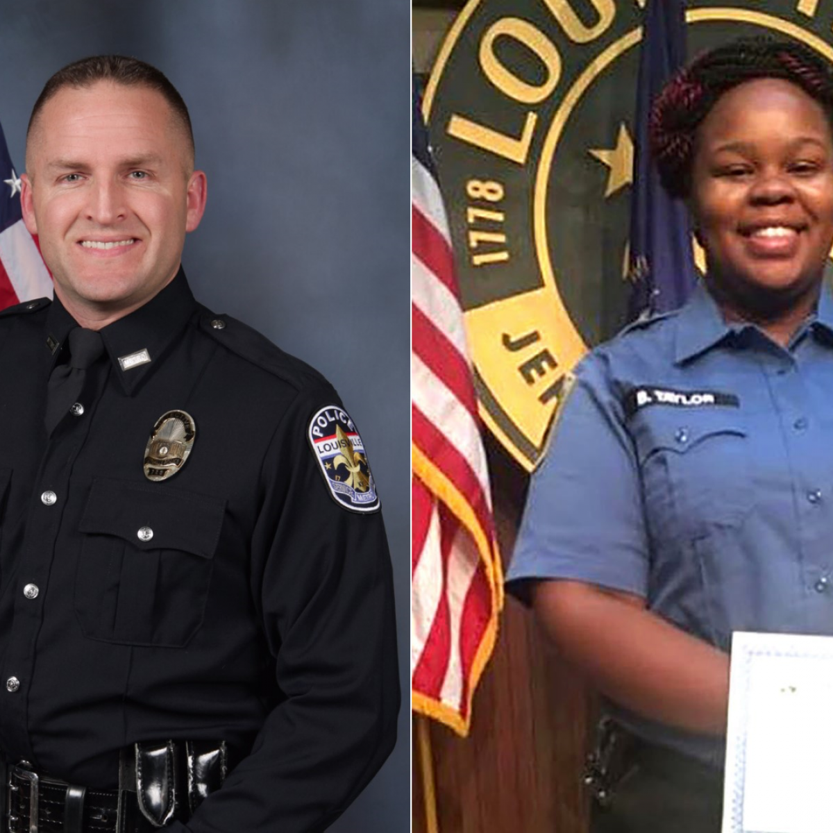 One Of Three Officers Involved In Breonna Taylor's Murder Has Been Fired