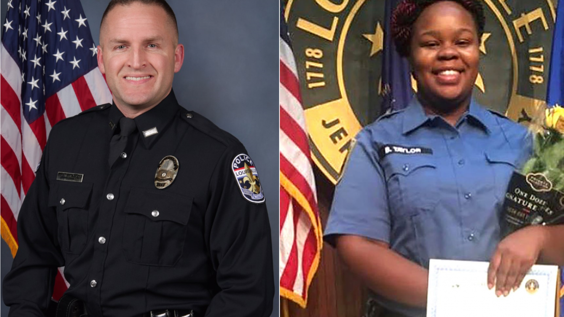 One Officer Involved In Breonna Taylor's Murder Has Been Fired