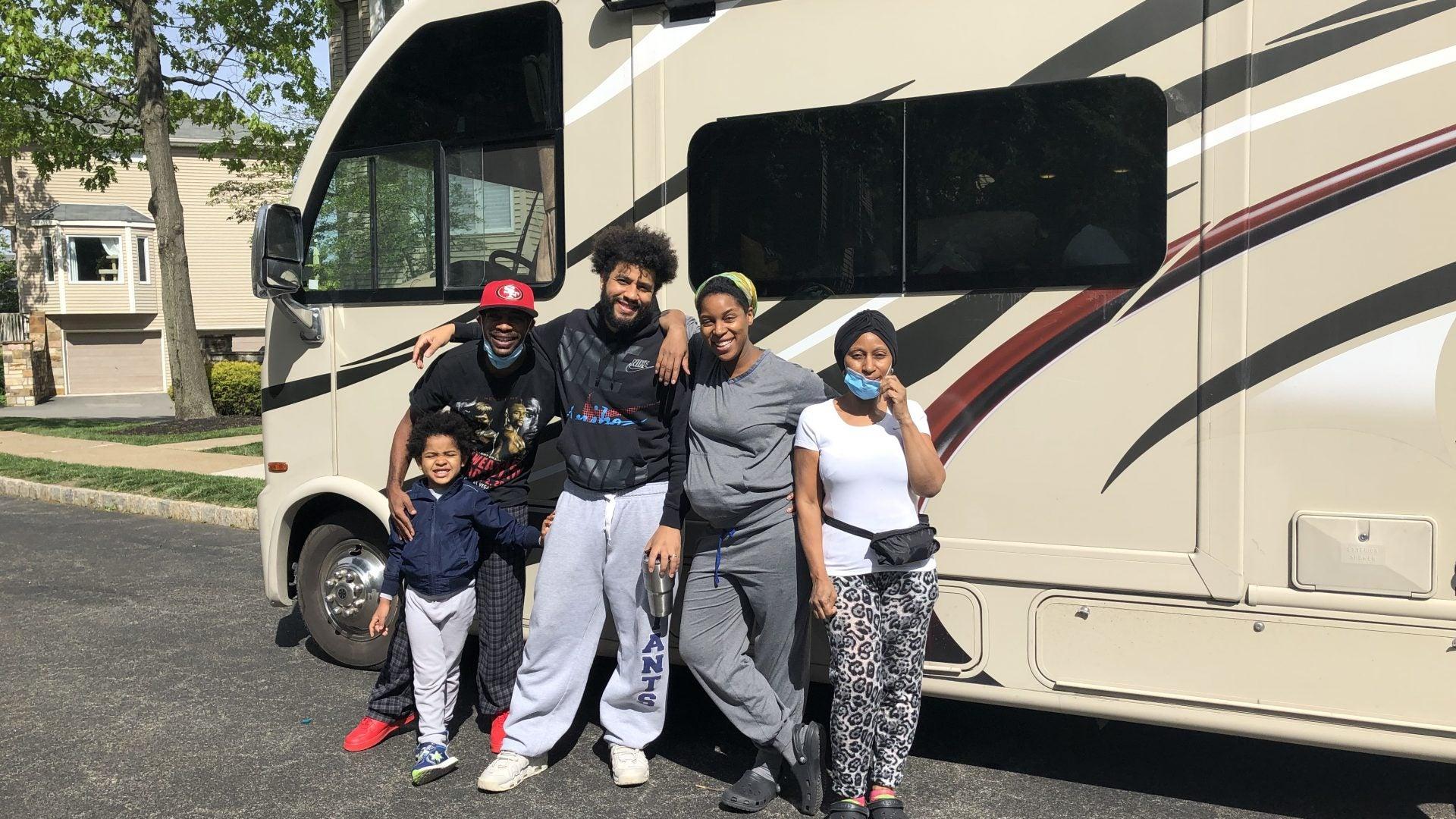 Inside A Black Family's Cross-Country RV Trip