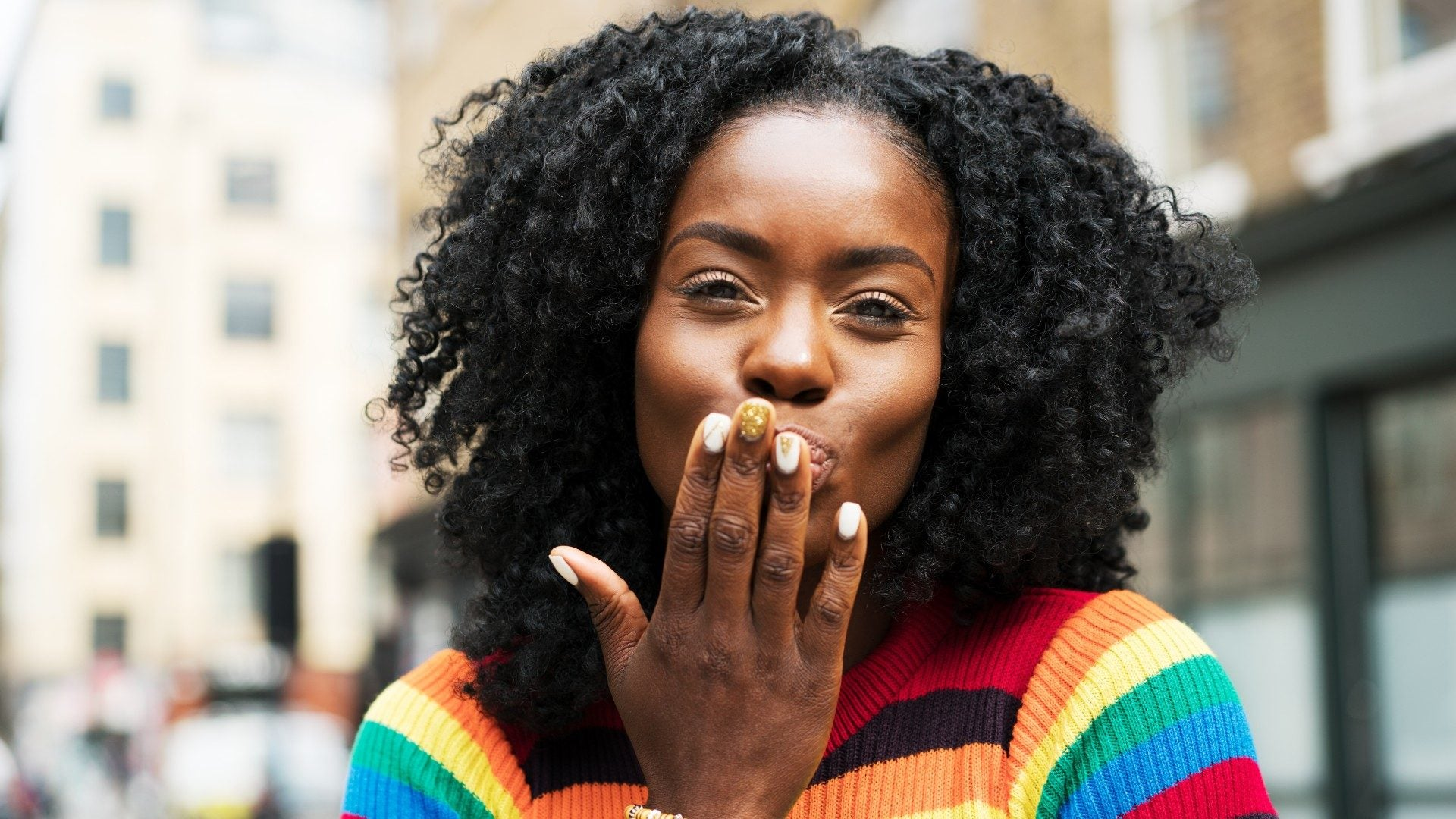 ESSENCE Editors Are Loving These Cheerful Summer Nail Designs