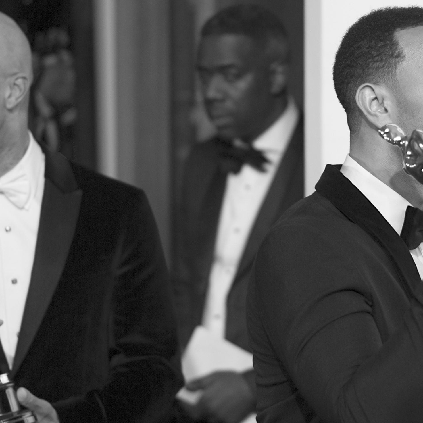 John Legend And Common Reunite For A Timely Performance Of 'Glory'