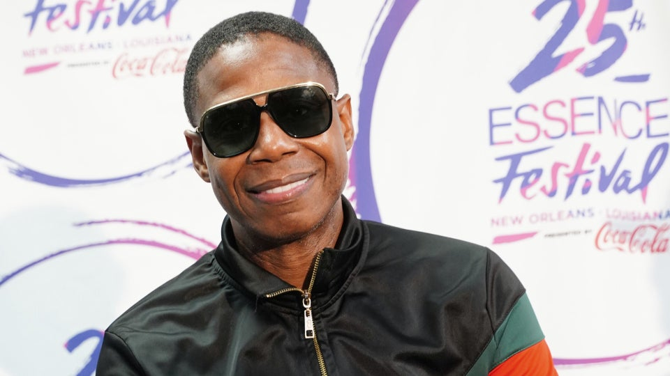 Doug E. Fresh Drops A Word On The Importance Of Grooming
