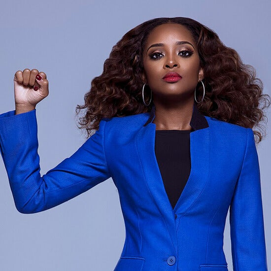 Exclusive: Tamika Mallory Is Bringing A 'State Of Emergency' To Your Bookshelf