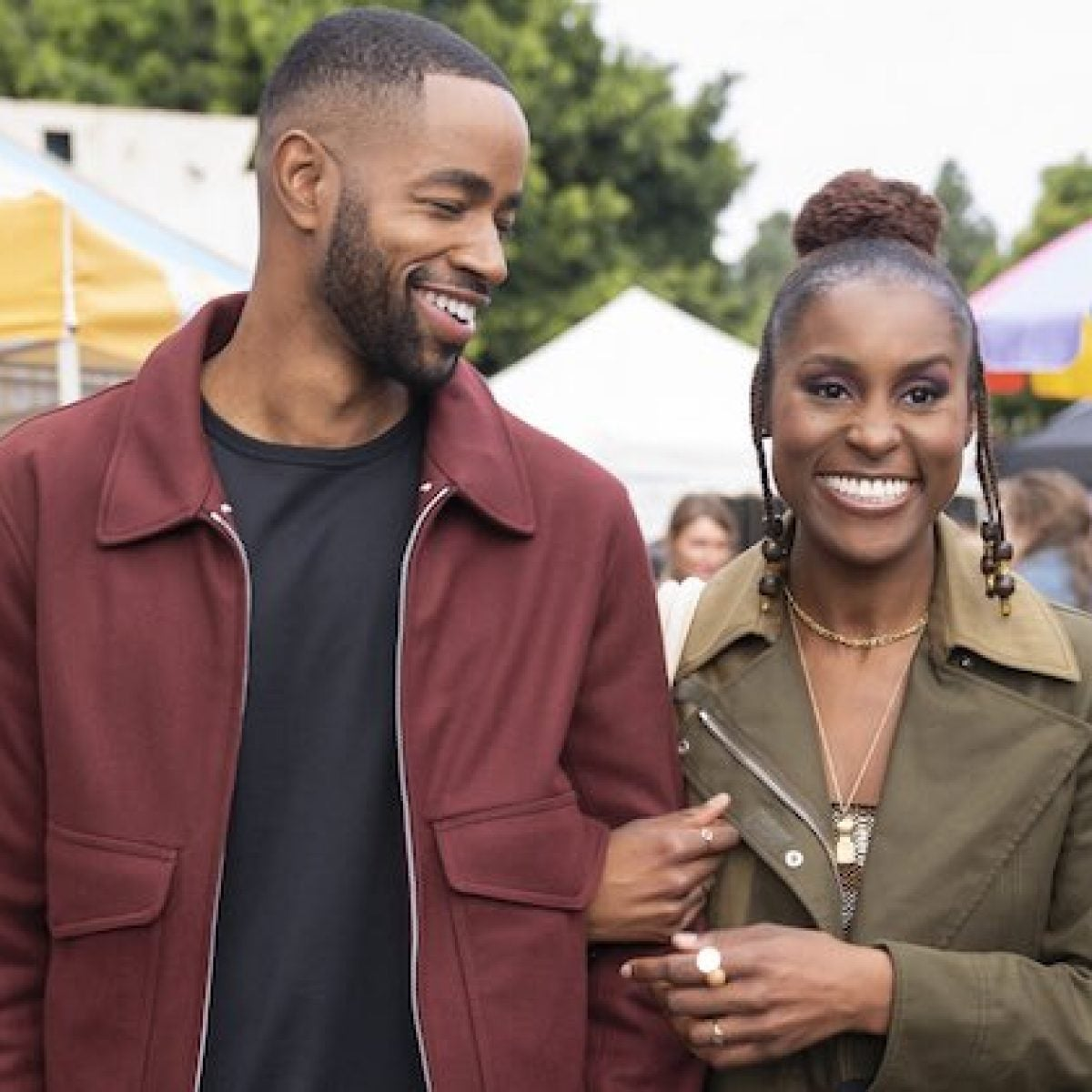 Black Twitter's Funniest Reactions To That 'Insecure' Finale Shocker