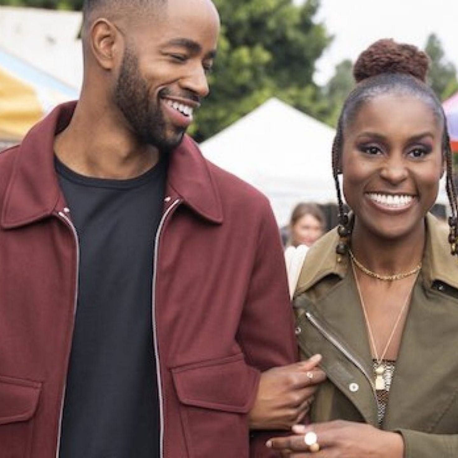 Jay Ellis Is Still Rooting For Issa and Lawrence On 'Insecure': 'Don't Give Up On Them'