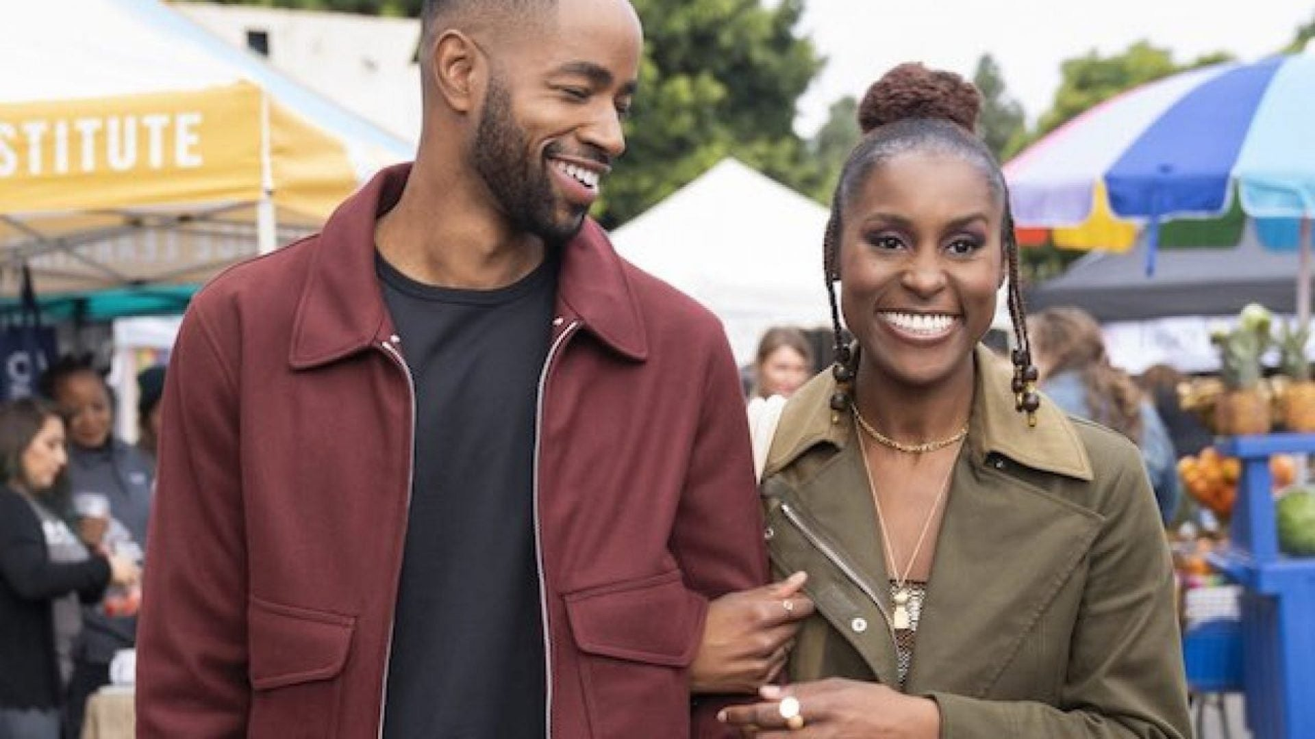 Jay Ellis Is Still Rooting For 'Insecure's' Issa and Lawrence