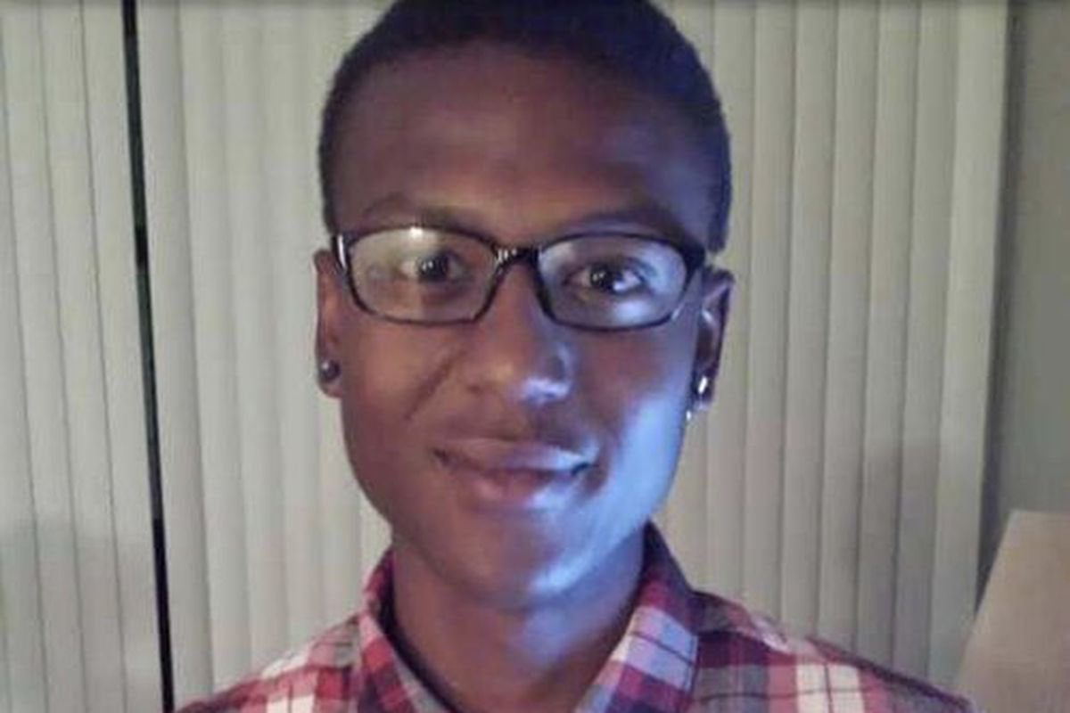 Elijah McClain, a young man who died in the custody of Aurora police.
