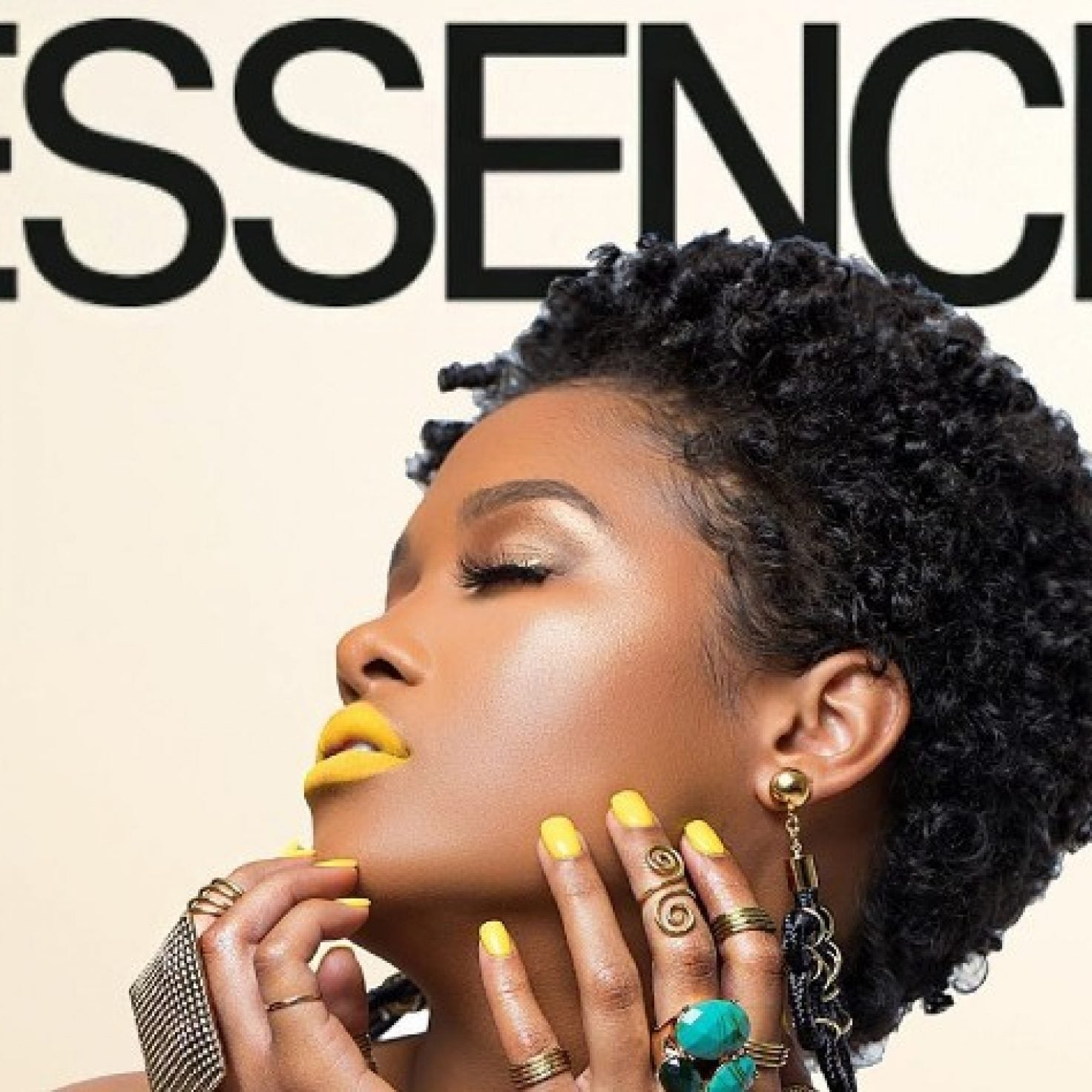50 Stunning Beauty Shots From The First Week Of The #ESSENCEChallenge