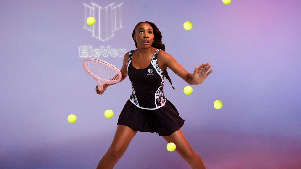EleVen by Venus Williams Launches New Collection