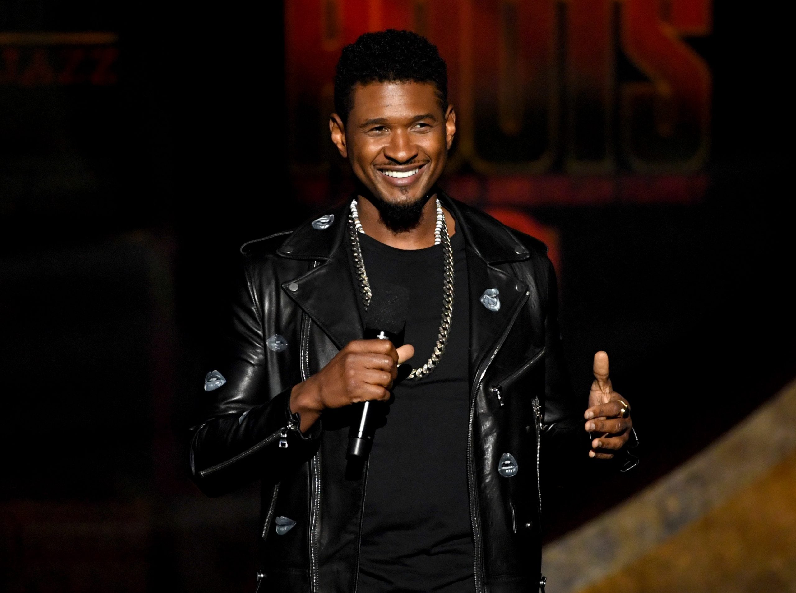 Usher Shows How Fast His Sons Have Grown In A Fun Tik Tok Video
