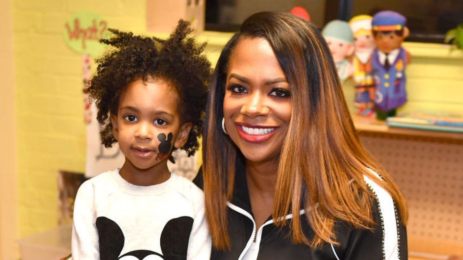 Kandi Burruss On Speaking With Her 4-Year-Old Son Ace About Police Brutality