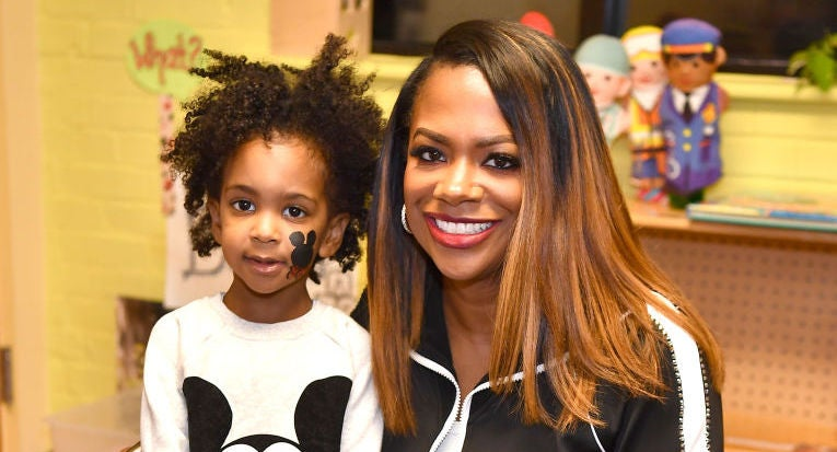 Kandi Burruss Gets Emotional On Explaining Police Brutality To Her 4-Year-Old Son