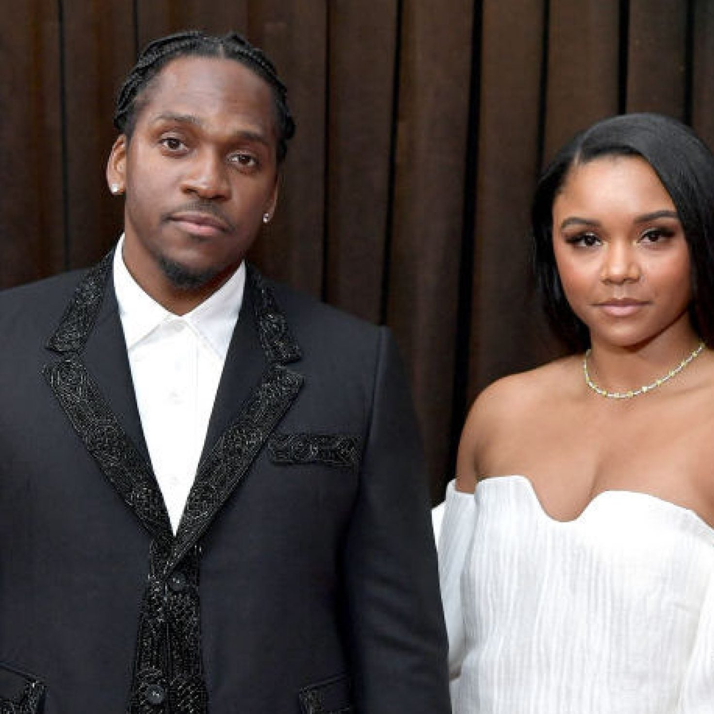 Congratulations! Pusha T And His Wife, Virginia, Welcome A Baby Boy