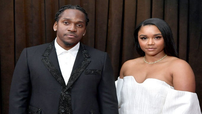 Pusha T And His Wife, Virginia Williams, Welcome A Son
