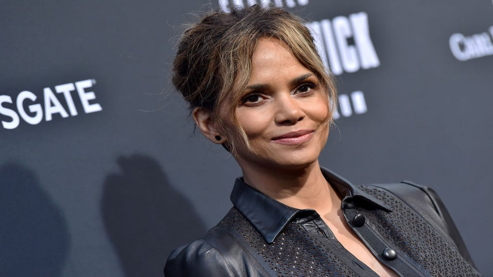 Halle Berry Teases Photo With Possible New Mystery Boyfriend