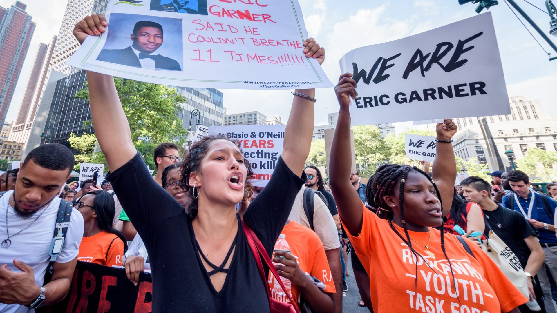 New York Legislature Passes Bill Criminalizing Use Of Chokehold