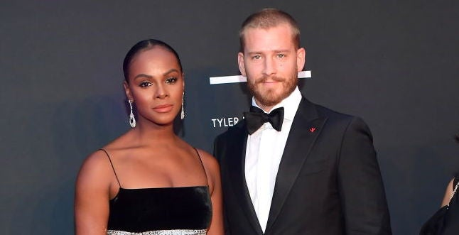 Tika Sumpter Speaks To Black Women With White Partners About Having The Race Talk