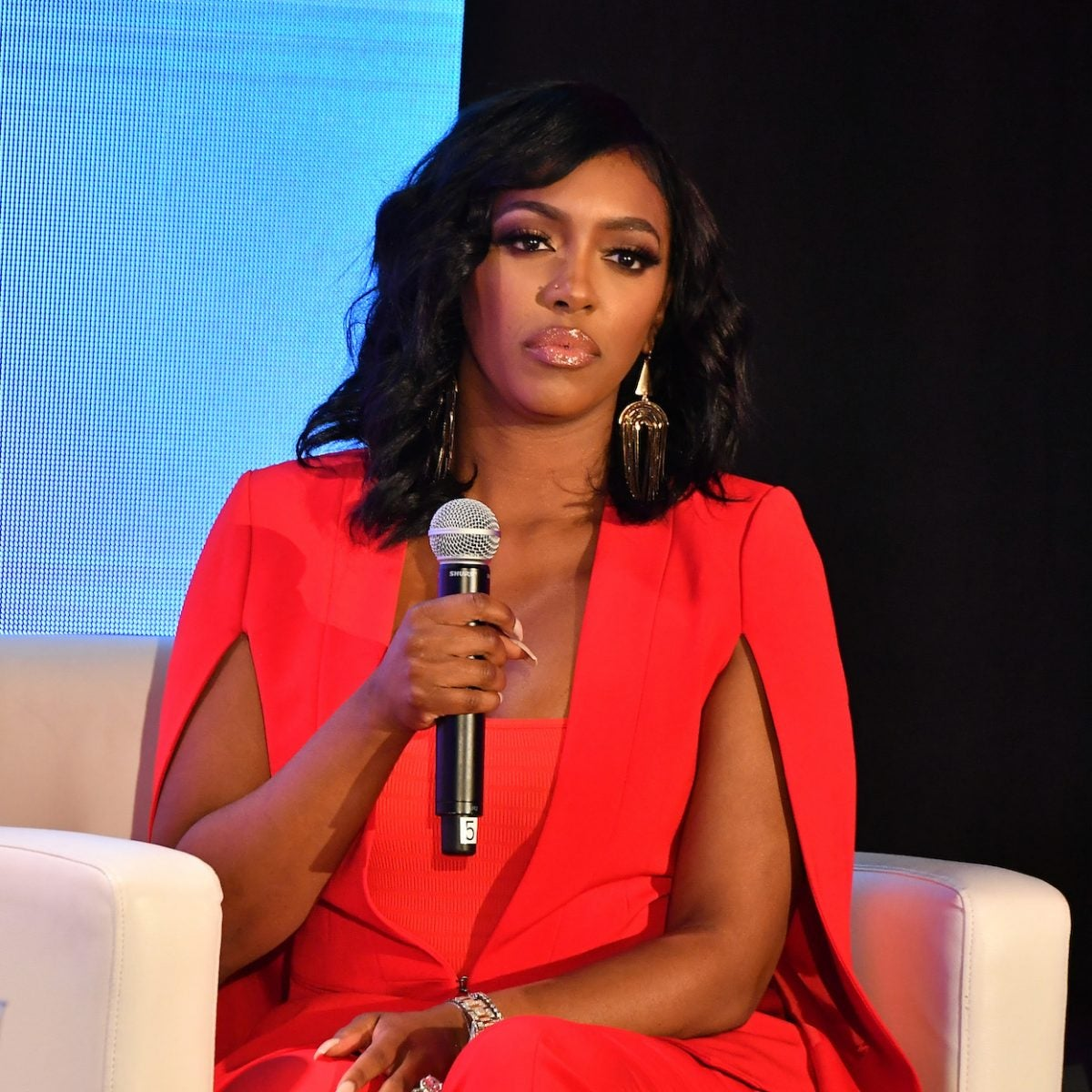 Porsha Williams Reveals She Was Chased By The KKK At 6 Years Old