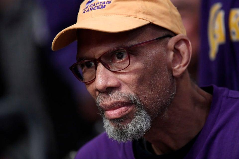 NBA Legend Kareem Abdul-Jabbar's Son Accused Of Stabbing Neighbor