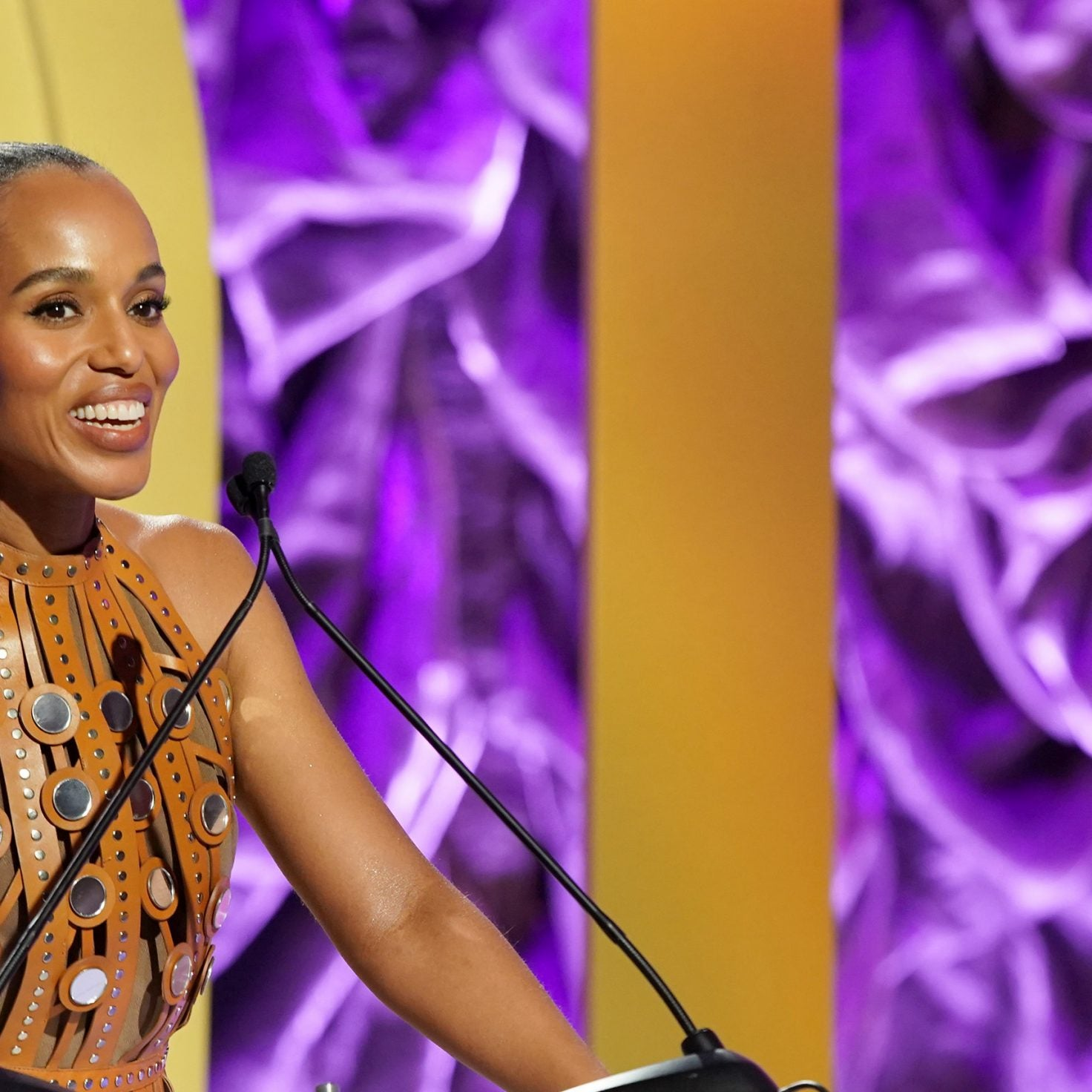 Kerry Washington Encourages Everyone To #BeCounted On Census Day Of Action 2020