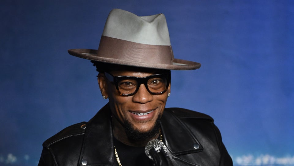 D.L. Hughley Tests Positive For COVID-19 After Passing Out On Stage