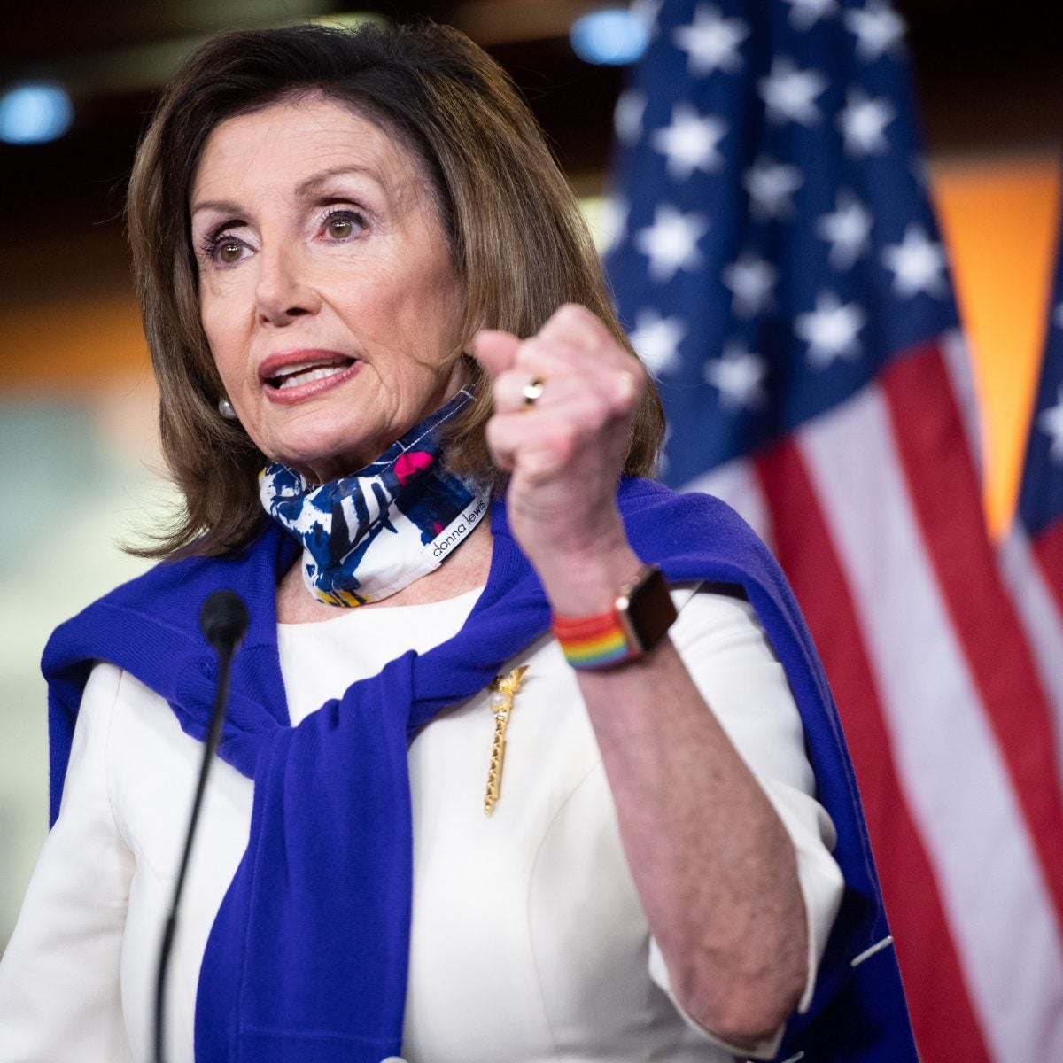 Nancy Pelosi Coins A New Name For The Coronavirus That Trump Is Sure Not To Like