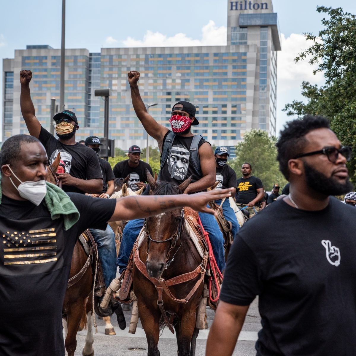 New Oklahoma Bill Risks Lives of Protesters