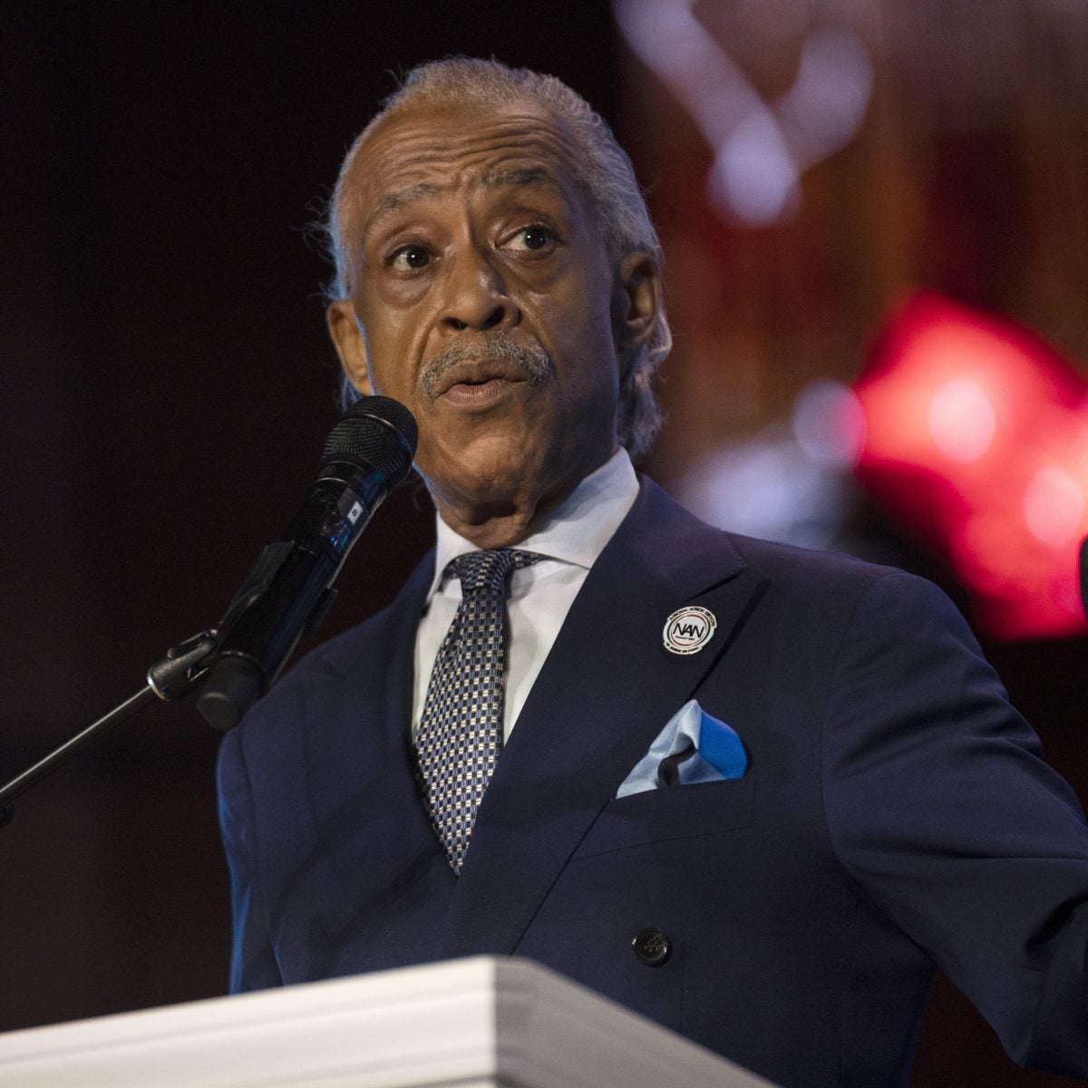 Rev. Al Sharpton: America, 'Get Your Knee Off Our Necks'