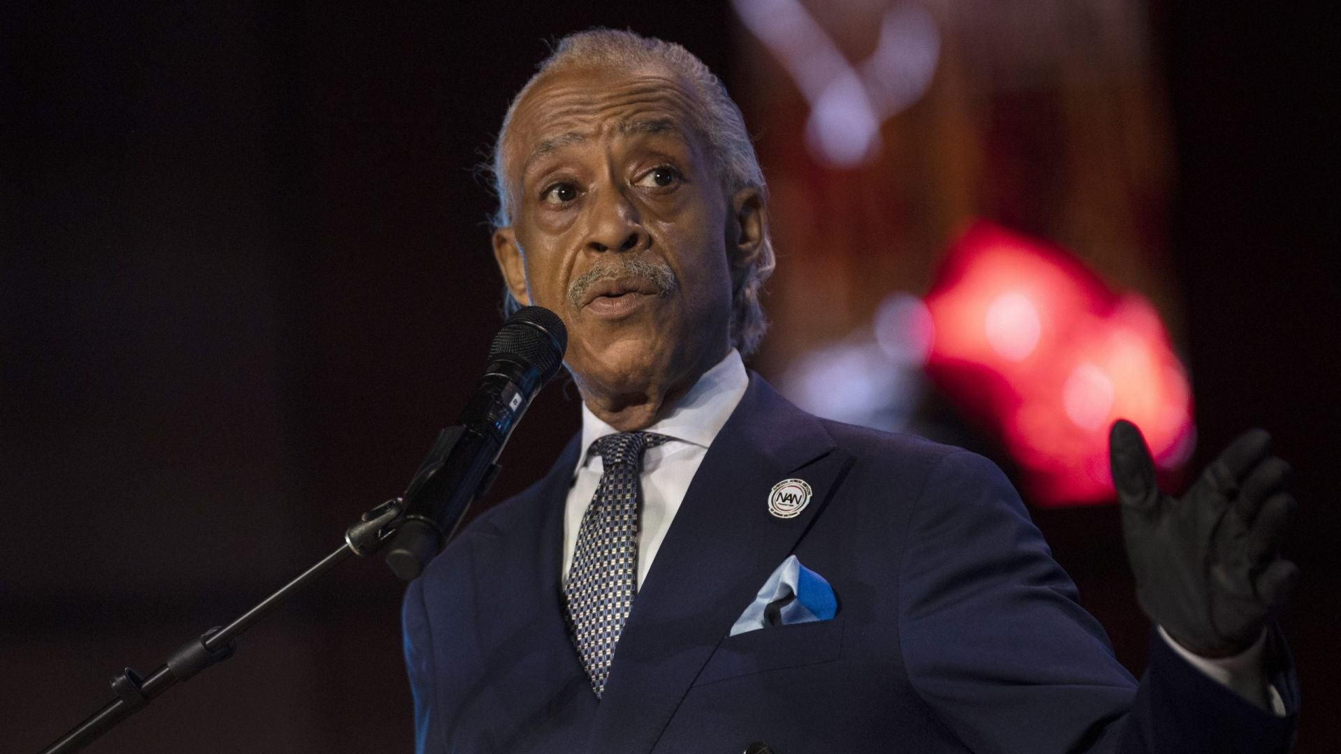 Rev. Al Sharpton Says It's Time To Recommit To The Strength Of Black Women