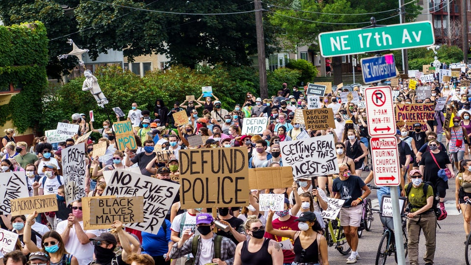 Minneapolis City Council Signals Commitment To Dismantle Its Police Department