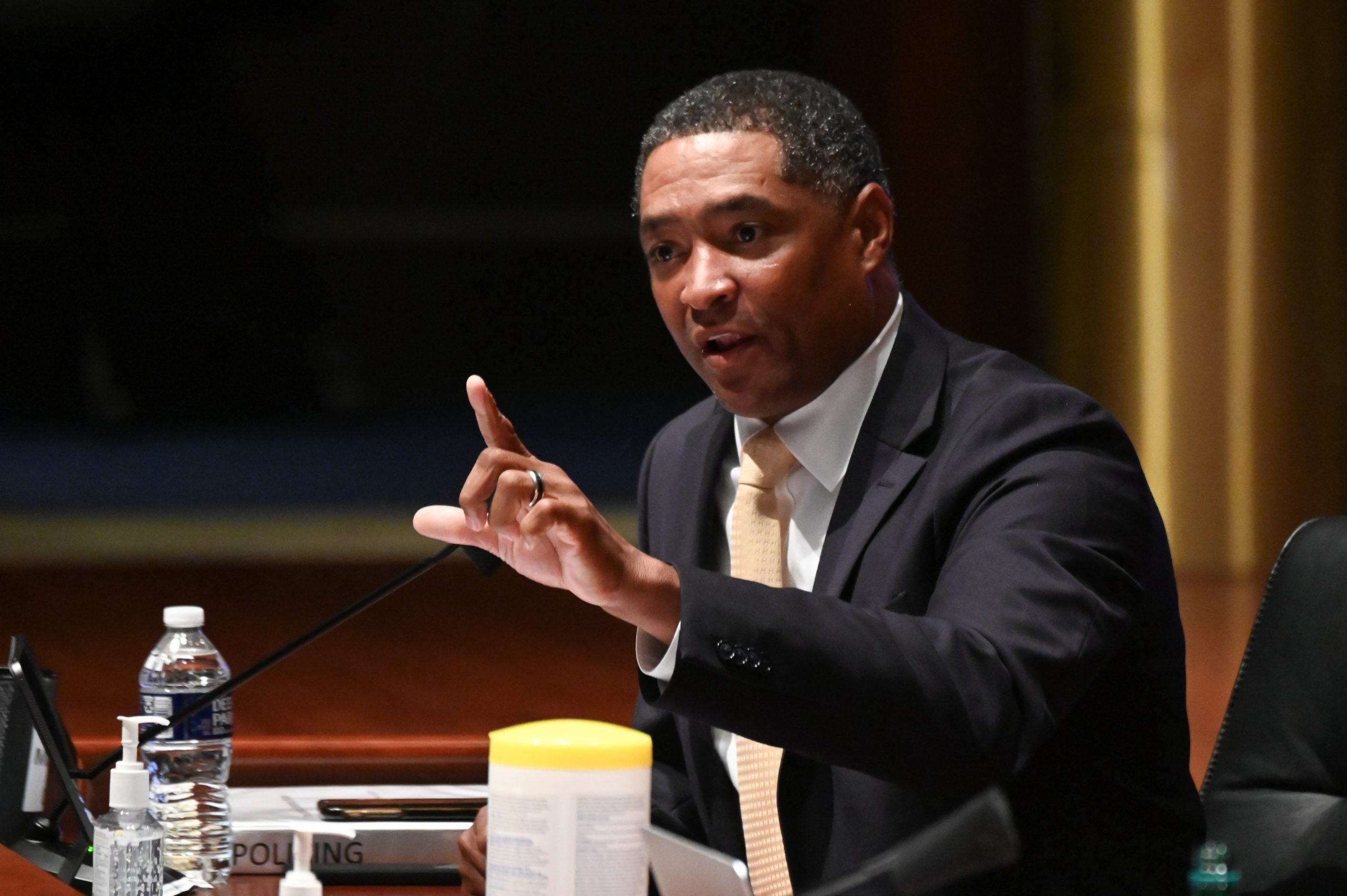Rep. Cedric Richmond Clashes With Republican Colleague During House Hearing