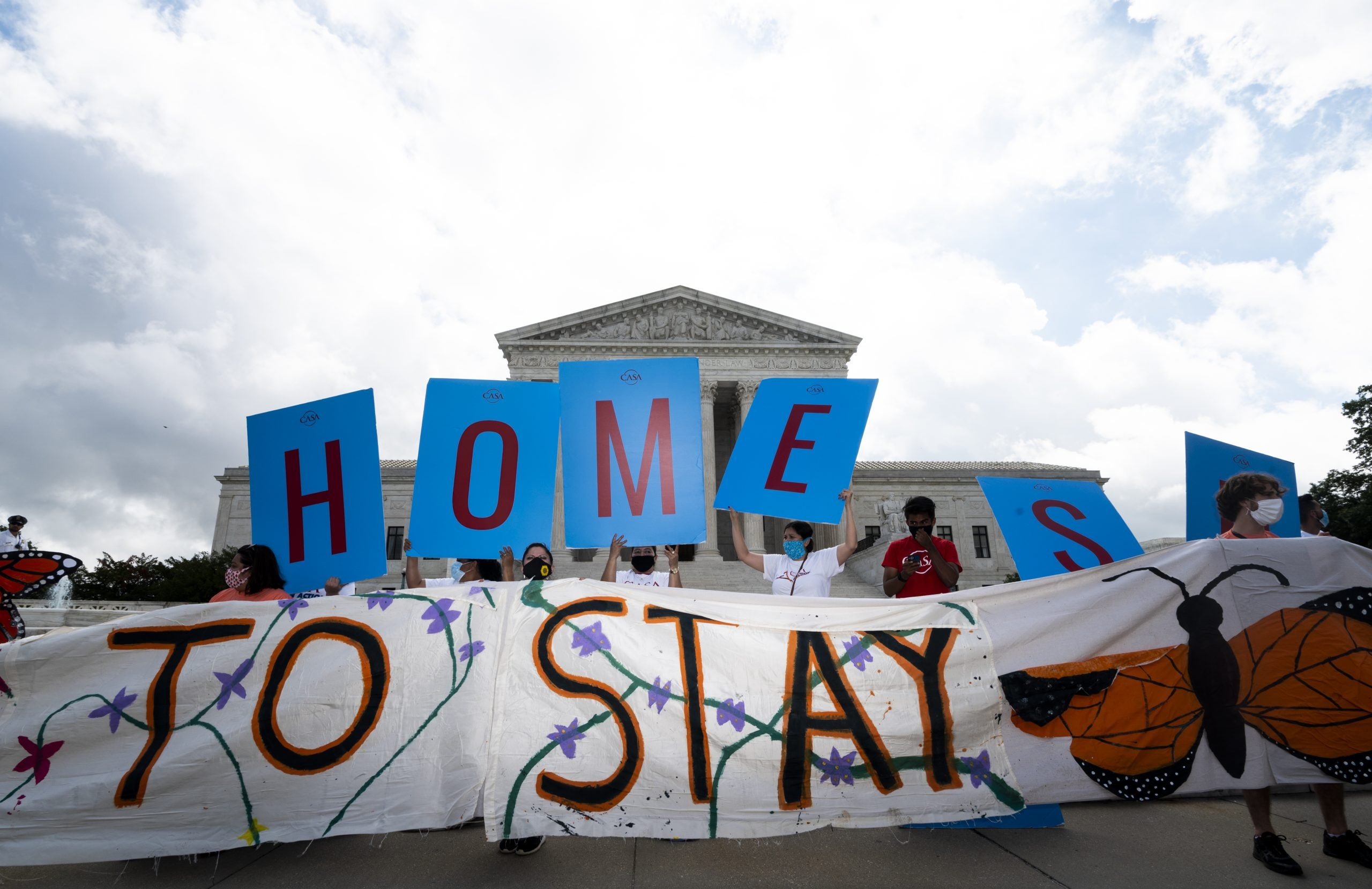 Supreme Court DACA Ruling Blocks Trump Administration Efforts