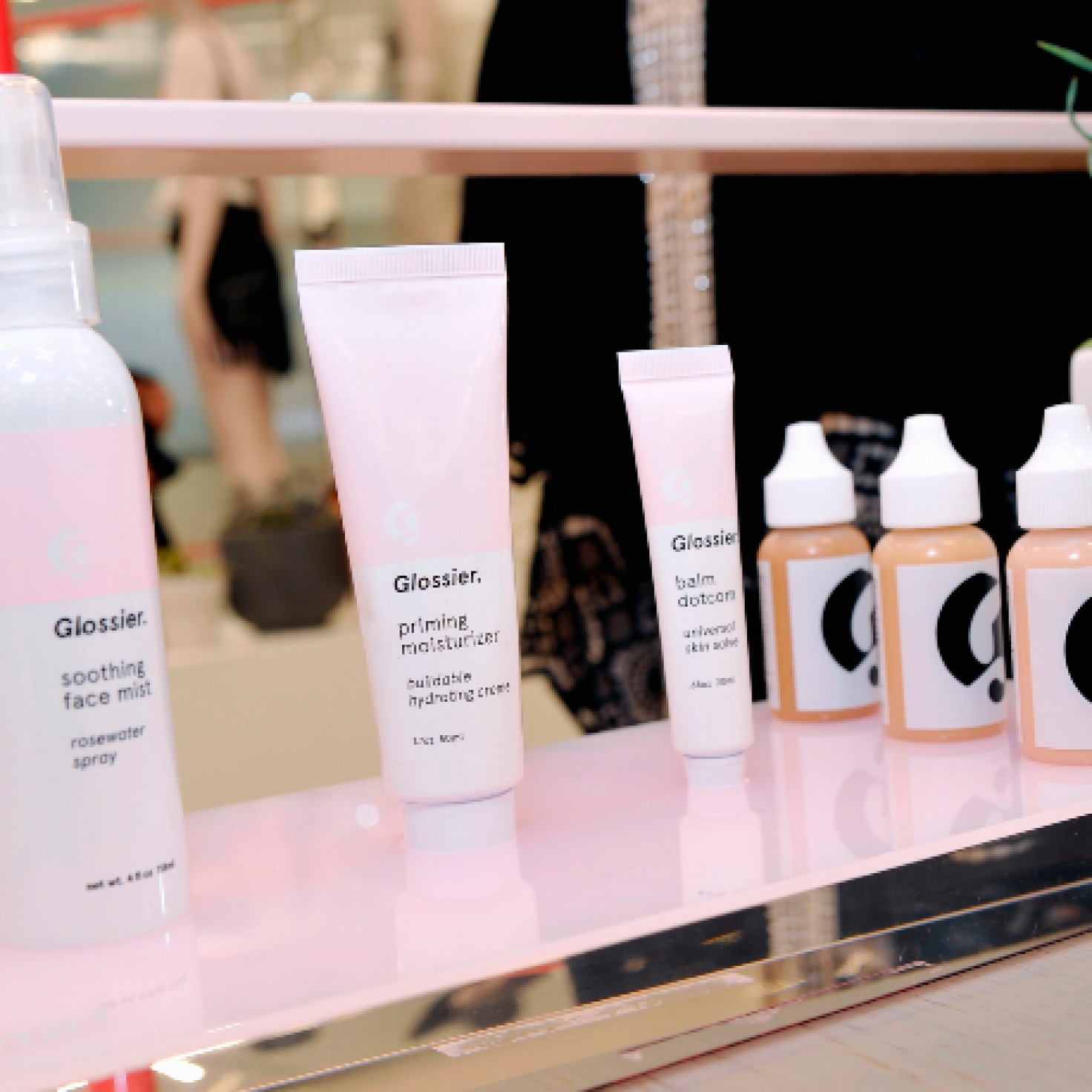 Glossier Makes A $1 Million Pledge To The Black Community