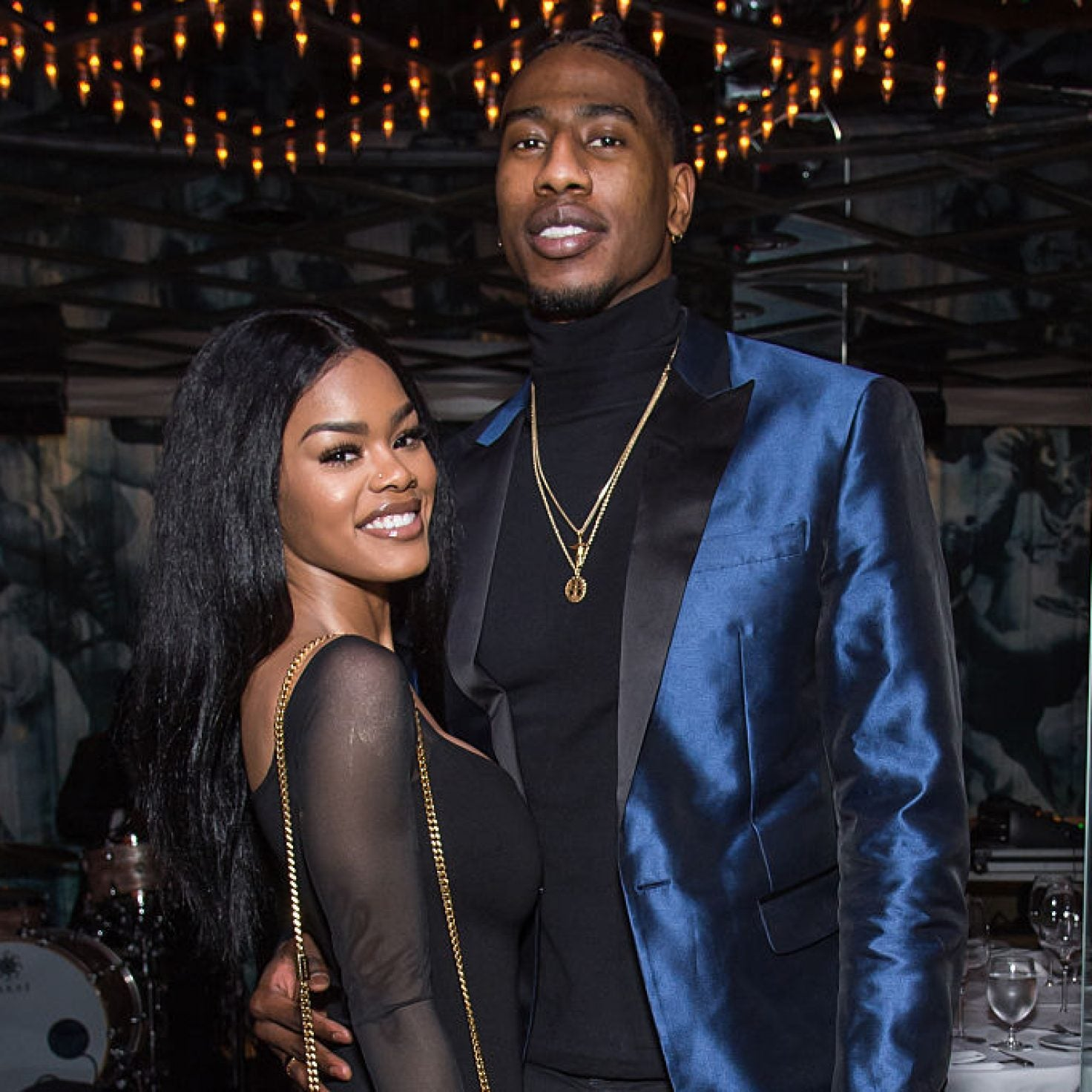 """Teyana Taylor And Iman Shumpert Unveil Baby Number 2 In The """"Wake Up Love"""" Music Video"""