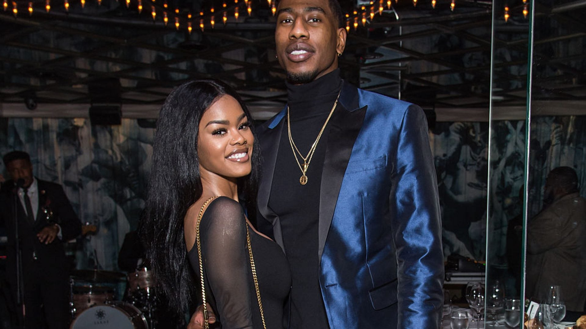 Teyana Taylor And Iman Shumpert Are Expecting Their Second Child