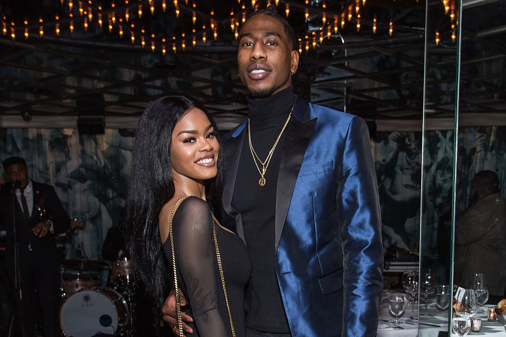 "Teyana Taylor And Iman Shumpert Unveil Baby Number 2 In The ""Wake Up Love"" Music Video"
