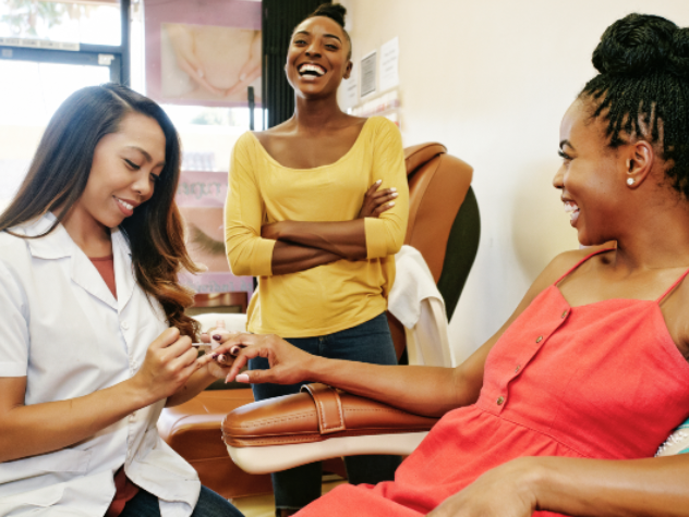 5 Things To Do Before Your Next Mani-Pedi, Facial Or Hair Appointment