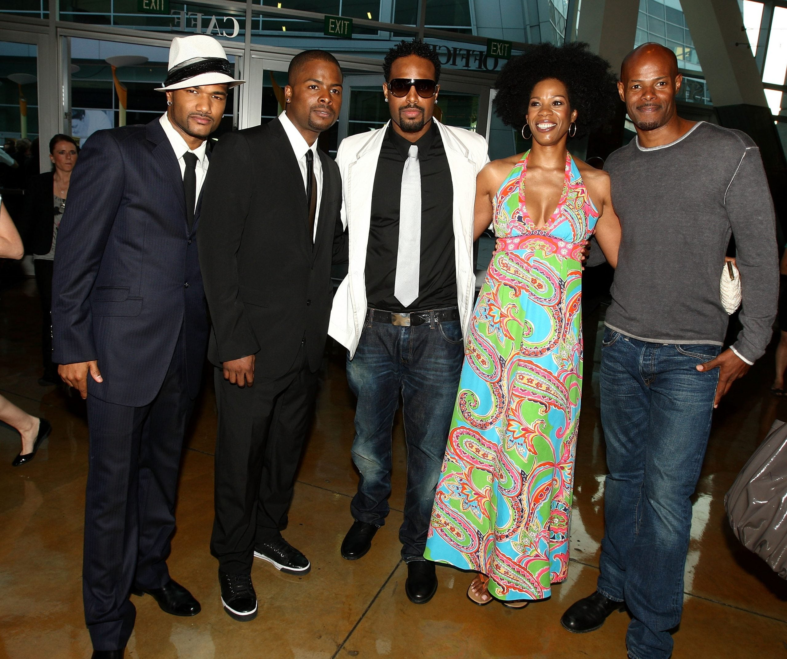16 Photos Of The Wayans Family Being Black Hollywood Royalty