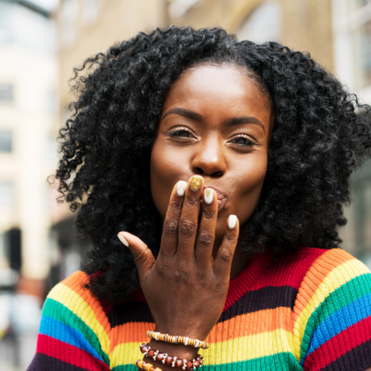 Show Your Pride With These Stunning Nail Designs