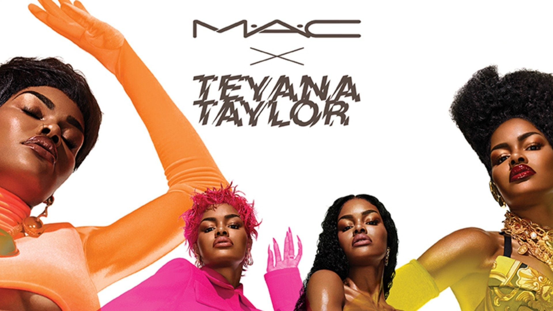 Teyana Taylor On Her Favorite Old-School MAC Products And New Collection  With The Makeup Brand