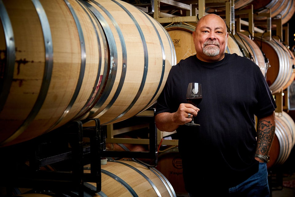 Black Winemaker Launches 'Love-Infused' Wine After Loss Of Wife
