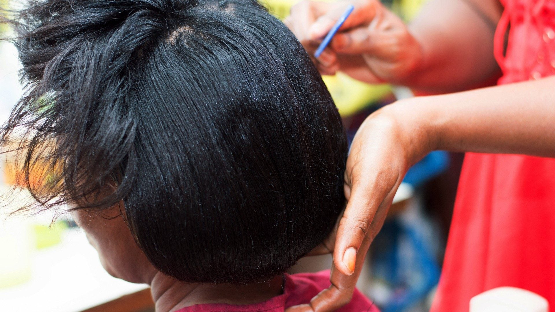 Why Nigeria Is Still Embracing Relaxed Hair