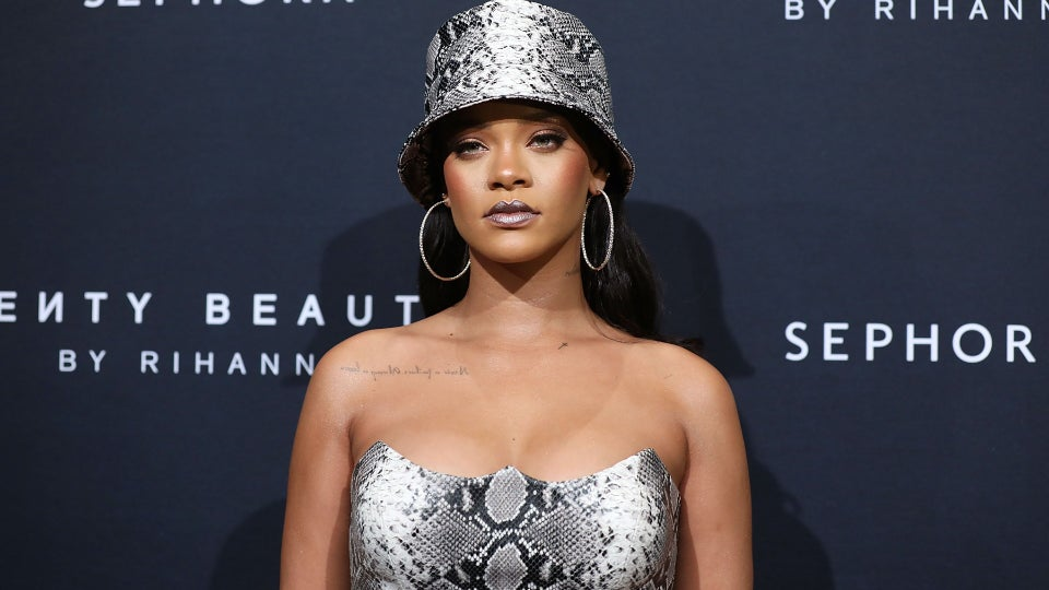Rihanna Says Her Brands Will Not Sell Anything On Blackout Tuesday