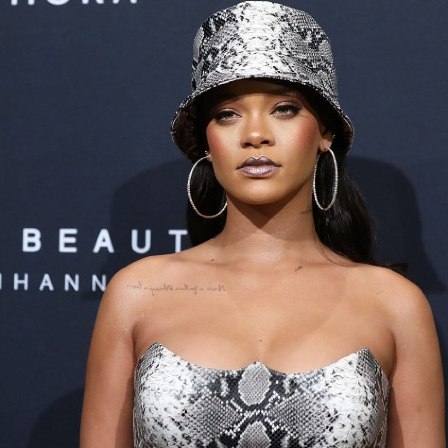 Rihanna Shuts Down Brand Websites For Blackout Tuesday Observance