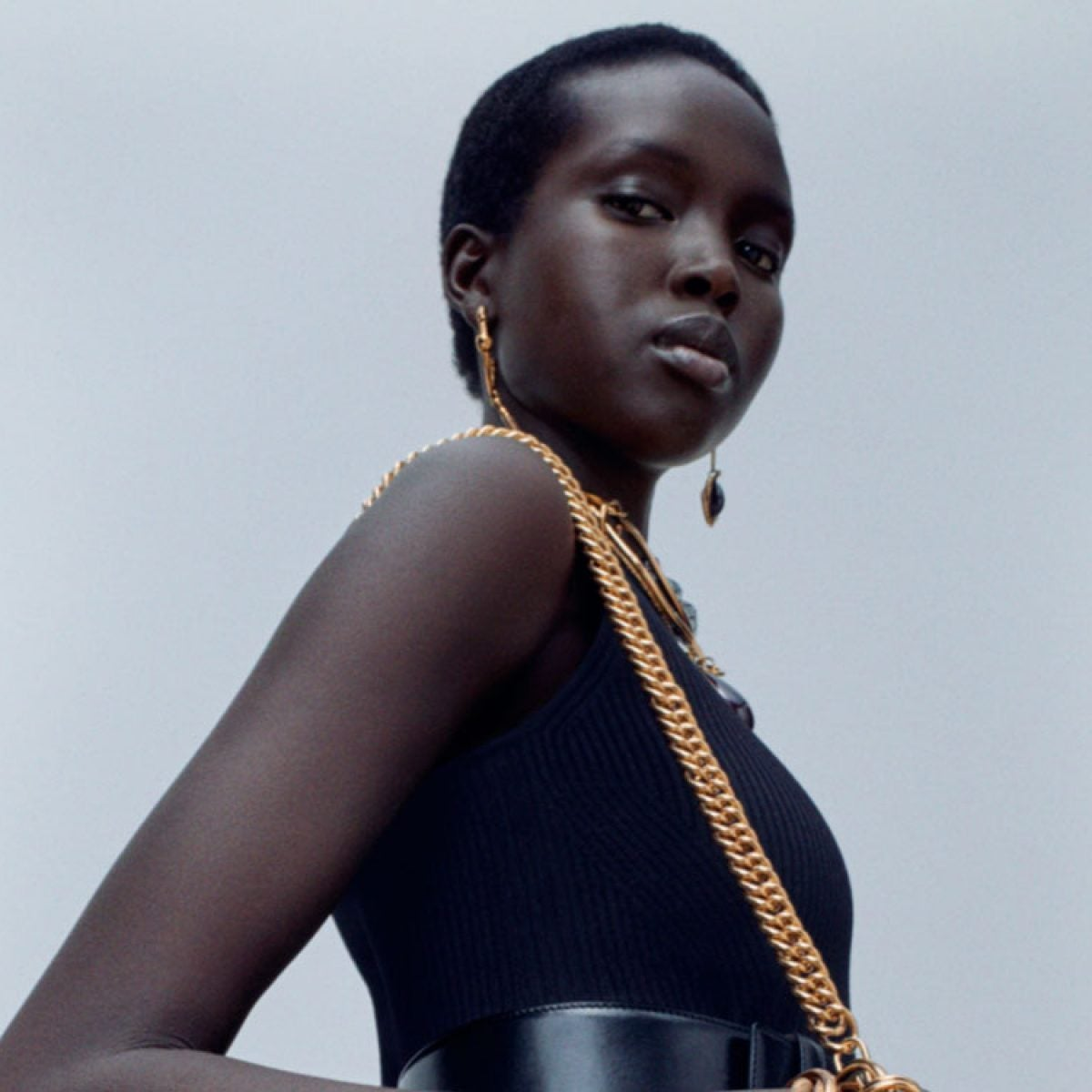 Alexander McQueen Launches The Story Shoulder Bag