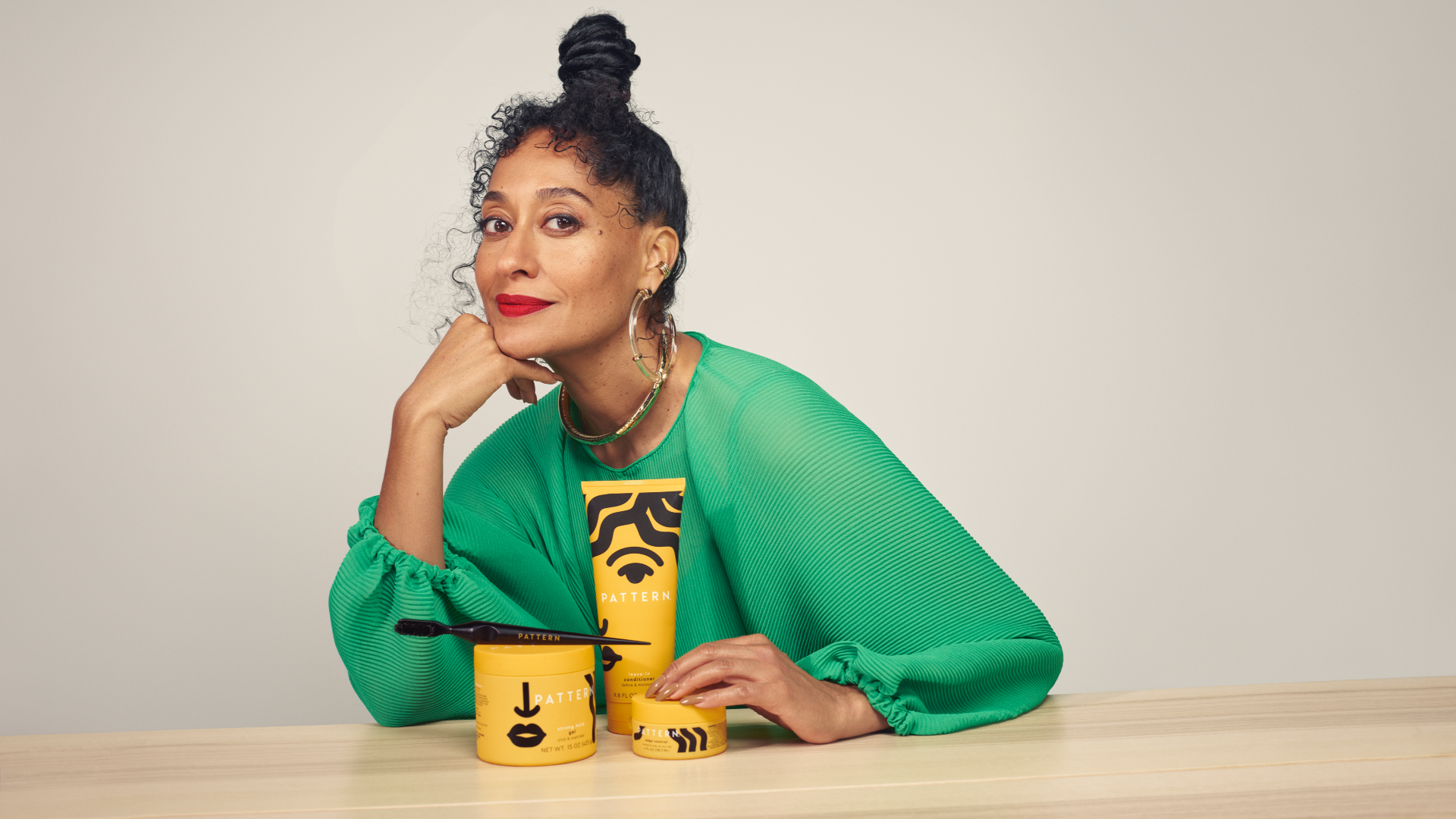 Exclusive: Tracee Ellis Ross Gives Us A First Look At Second PATTERN Collection