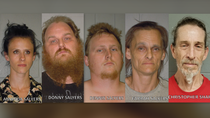 5 Charged With Hate Crime In Attack Of Black Pastor In Virginia