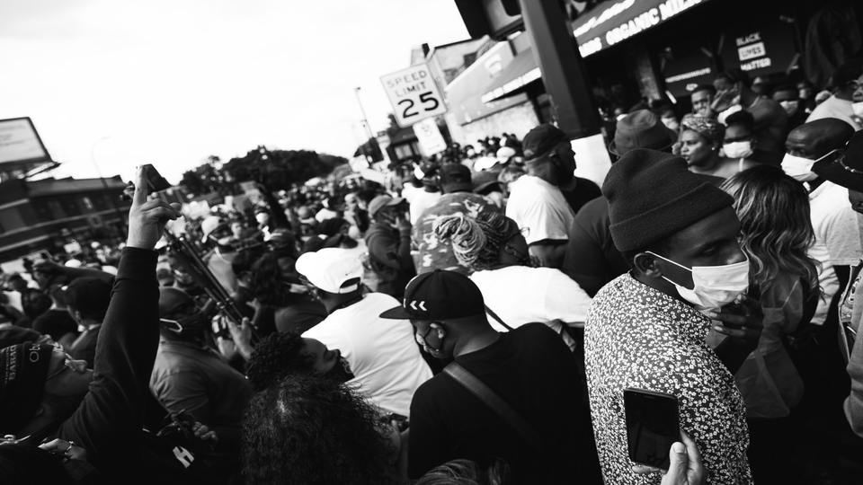Live From The Uprising: M4BL x ESSENCE Discuss Defunding Police, Defending Black Lives