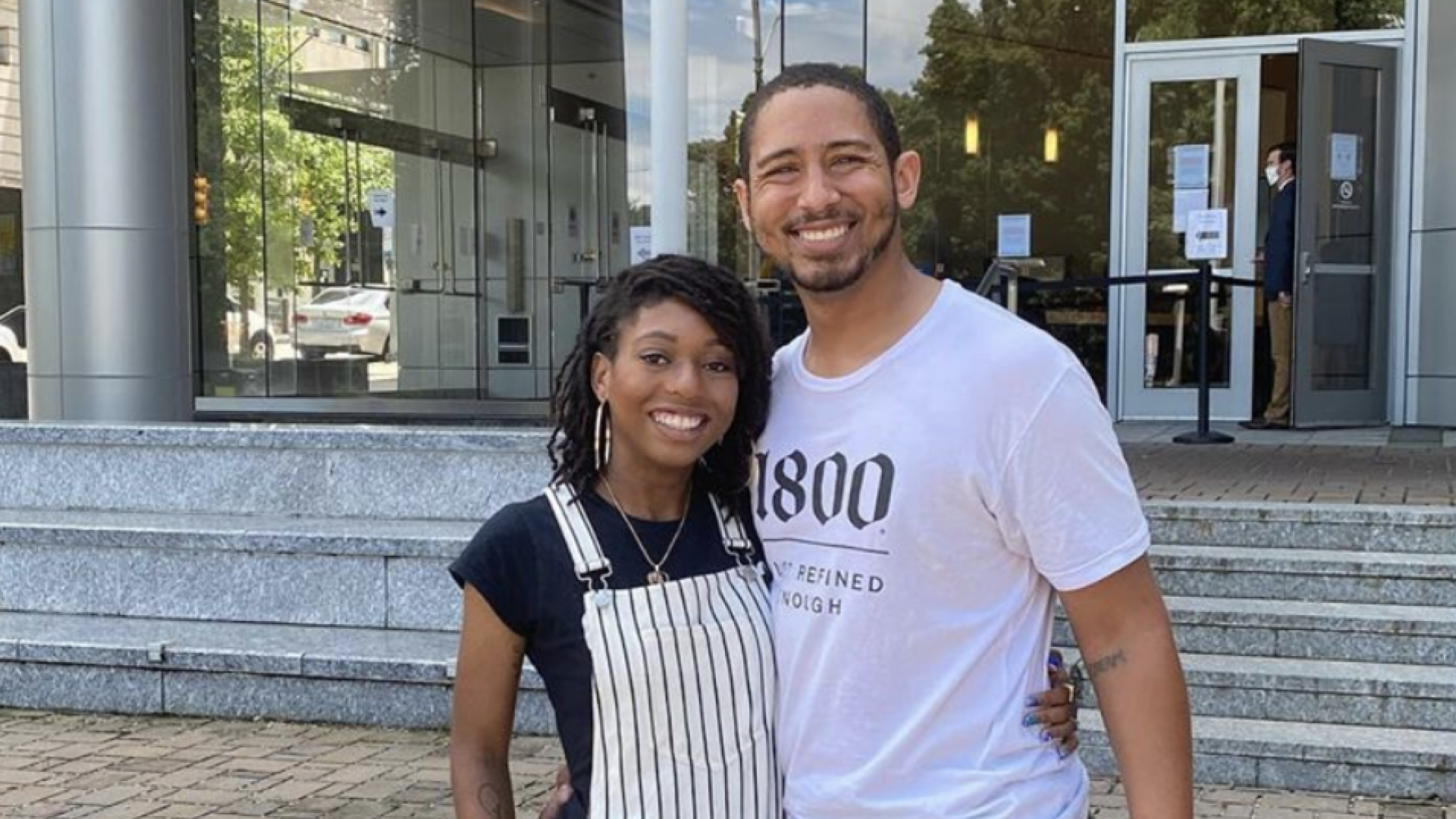 Meet The Sweet North Carolina Couple That Got Engaged At A Black Lives Matter Protest